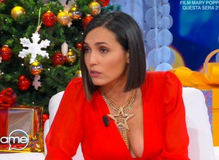 Caterina Balivo con vestito rosso! 2-1-2020