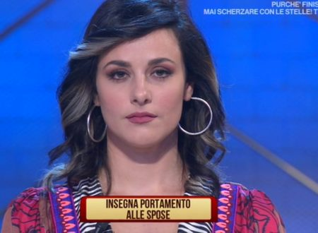 I Soliti Ignoti: la bellissima Tamara 11-2-2020