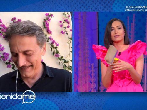 Cesare Bocci e Caterina Balivo Vieni Da Me 11-5-2020